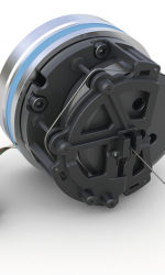 Nye wire encodere til hydrauliske cylindere, nu med op til 5000 mm måleområde!