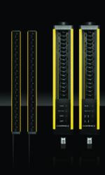 Plads besparende og robust sikkerheds lysgitter: Safetinex Slim