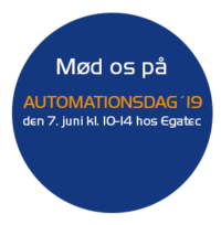 Vi deltager på Automationsdag'19